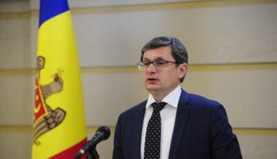 Igor Grosu a fost ales președinte al Parlamentului