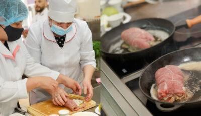 METRO a familiarizat profesorii din învățământul tehnic cu bucătăria germană