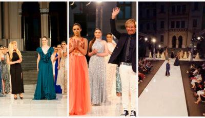 Festivalul Industriilor Creative® Kasta Morrely Fashion Week, la Palatul Oștirii din Iași: A reunit designeri talentați, colecții vestimentare originale și moderne pentru toate ocaziile