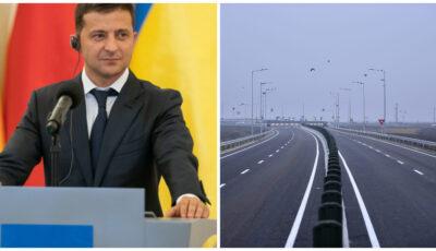 Ucraina a început construcția autostrăzii Kiev-Chișinău