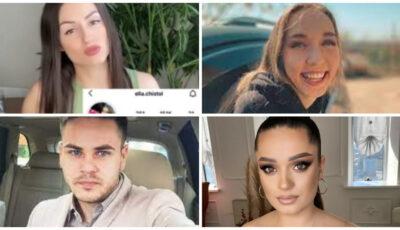 Scandal pe Instagram între influencerii moldoveni, cu zeci de mii de fani