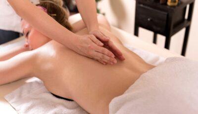 Masajul terapeutic la domiciliu