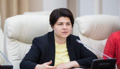 Maia Sandu a semnat decretul prin care o înaintează pe Natalia Gavrilița la funcția de prim-ministru