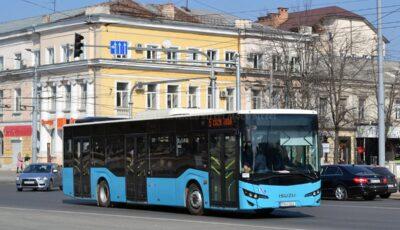 La Chișinău vor ajunge încă 100 de autobuze noi