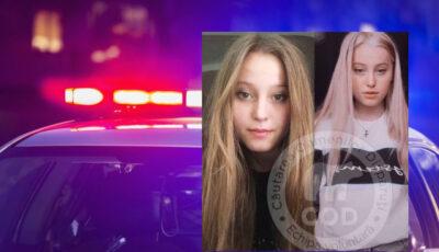 A dat de știre! Copila de 14 ani, dată dispărută în luna aprilie, a fost găsită