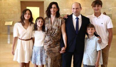 Ea este noua Prima Doamnă a Israelului: E mamă a patru copii, muncește și merge singură la cumpărături