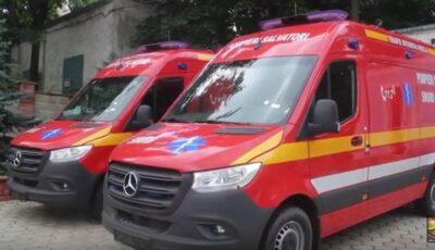 Primele 10 autospeciale din cadrul proiectului Smurd-2, au ajuns la Chișinău. Asistența totală în valoare de 10 milioane de euro este oferită de către Uniunea Europeană