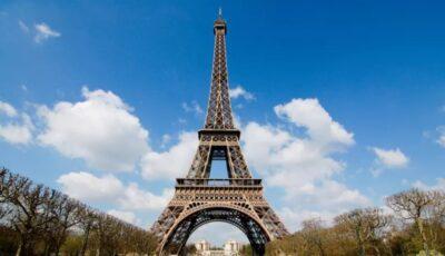 Turnul Eiffel se redeschide vineri pentru vizitatori