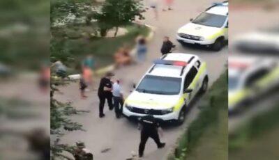 Incident șocant în Capitală. Un infractor periculos, reținut în timp ce le propunea unor fetițe de 10 ani să întrețină relații sexuale într-un tufiș