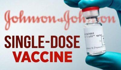 SUA donează Moldovei 500.000 de doze de vaccin Johnson&Johnson