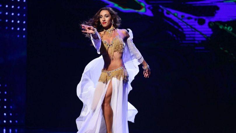 Dansatoarea noastră Natalia Duminică va participa într-un cunoscut show din România