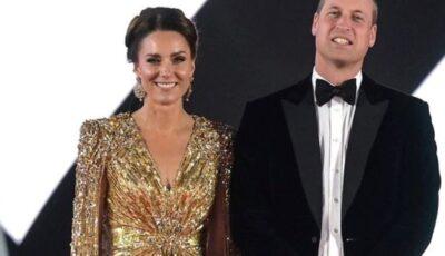 """Kate Middleton a arătat ca o stea de cinema la premiera celui mai nou film din seria James Bond ,,No Time To Die"""""""