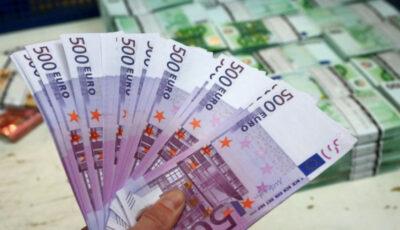 Se propune retragerea bancnotei de 500 de euro și interzicerea plăților în numerar de peste 5 mii de euro, pe teritoriul Uniunii Europene