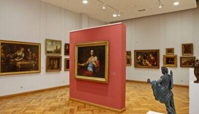 Muzeul Național de Artă anunță renovarea completă a sediului Dadiani