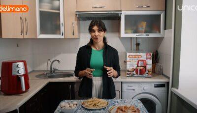 """OLESEA SVECLĂ: """"Fetele care au timp pentru gătit frumos, bagă complexele în mine"""""""