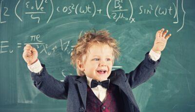 IQ de geniu! Semne care indică cât de inteligenți sunt copiii în funcție de vârstă