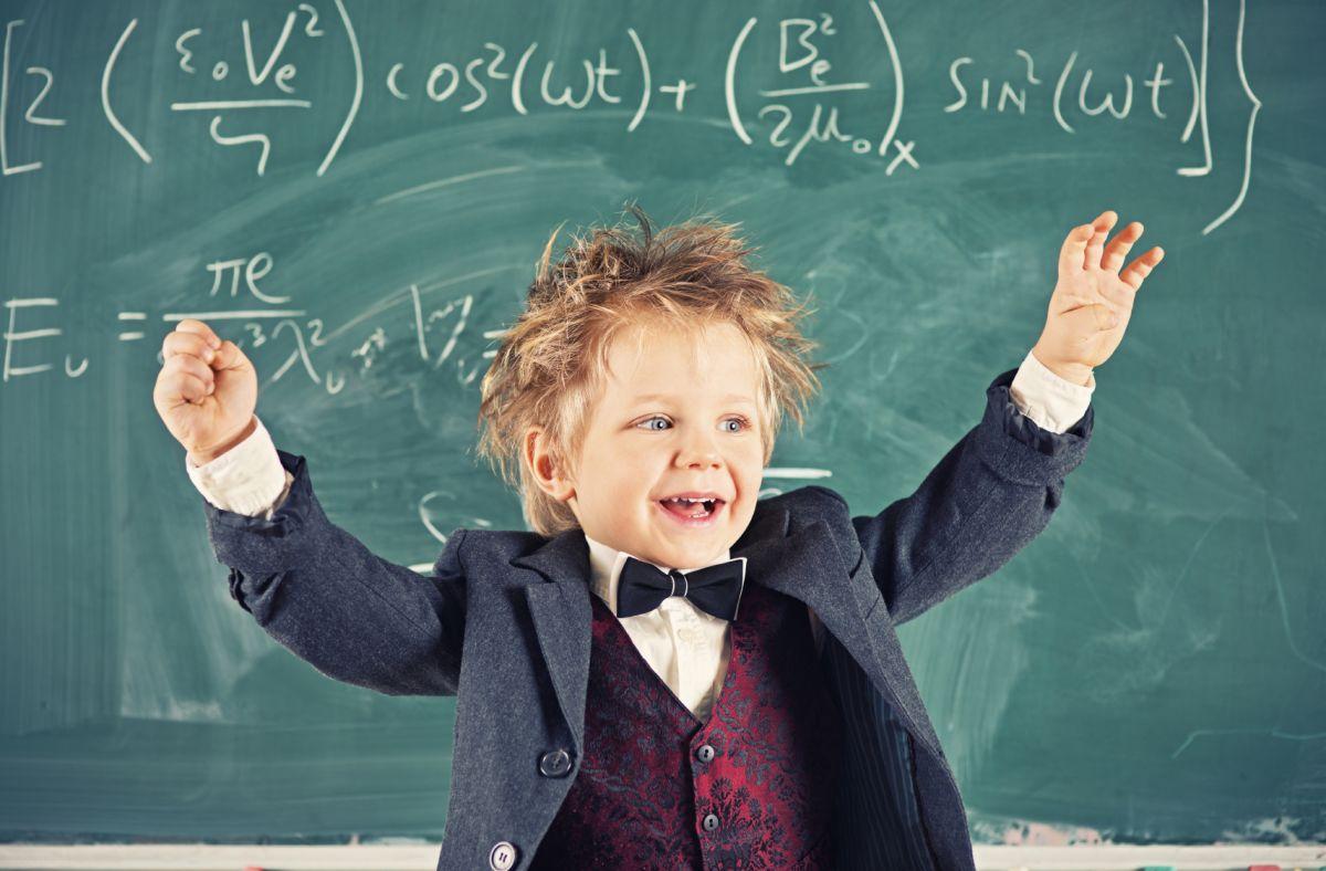Foto: IQ de geniu! Semne care indică cât de inteligenți sunt copiii în funcție de vârstă
