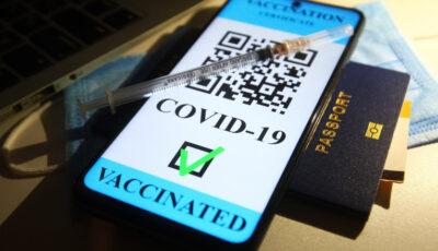 Certificatul de vaccinare contra COVID-19, emis în Moldova este recunoscut în Italia