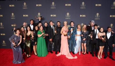 Premiile Emmy 2021 au fost decernate la Los Angeles. Lista completă a câștigătorilor