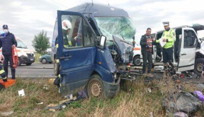 Accident grav în Ialomița. Patru oameni au murit