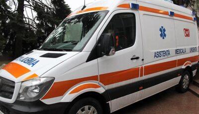 Pacienții cu suspecție la Covid sunt testați chiar acasă, după ce ambulanțele au fost dotate cu teste rapide de diagnosticare