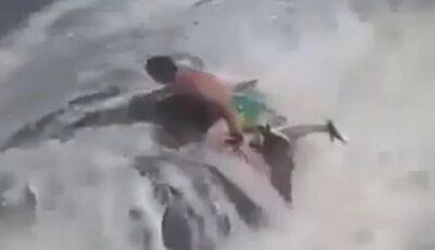 Nenorocire pe litoralul din Spania. O femeie a filmat moartea soţului ei, care încerca să salveze o prietenă