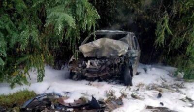 Accident grav provocat de un tânăr moldovean în Ucraina. O șoferiță de 32 de ani a decedat pe loc