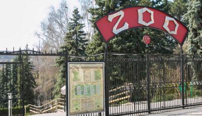 Grădina Zoologică din Chișinău se închide pentru 10 zile