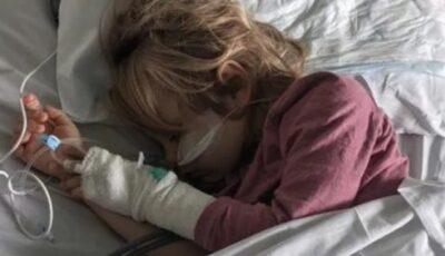O fetiță a ajuns în stare gravă la spital după ce a înghițit 23 de magneți