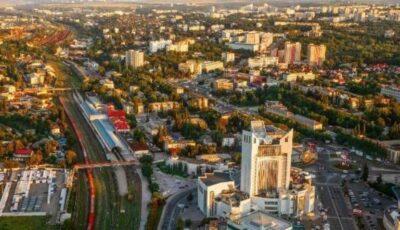 25 de blocuri ar putea fi construite în centrul istoric al orașului Chișinău