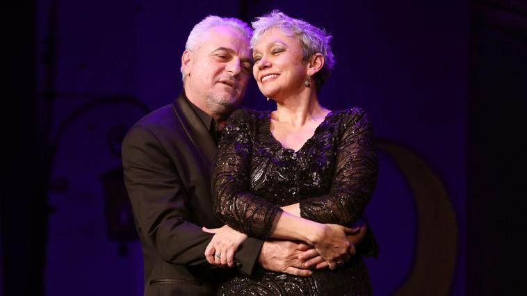 Foto: Invitație la teatru! Cunoscuţii actori români Oana Pellea şi Mircea Rusu vin la Chişinău