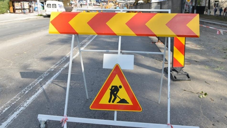 Foto: O stradă din Capitală, închisă pentru mai mult de o lună. Iată cum va circula transportul public