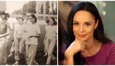 Andreea Marin, în fotografii rare din copilărie și adolescență. Mesajul emoționant al vedetei