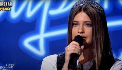 """O tânără din Chișinău a făcut senzație la  showul SuperStar de peste Prut. A fost supranumită ,,Antonia de Moldova"""""""
