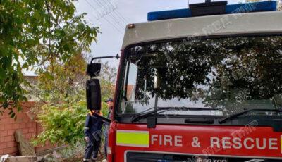 Tiraspol: un copil de 3 ani, lăsat singur acasă, a murit în incendiu