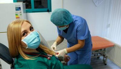 Angajații medicali de la Spitalul Clinic Republican, testați la anticorpi după cinci luni de la vaccinare. Rezultatele obținute