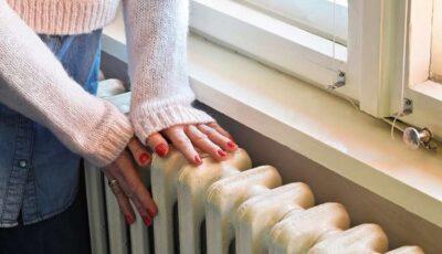 Doar o treime din blocurile din Chișinău sunt conectate la căldură