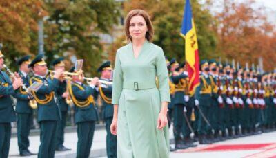 Mesajul Maiei Sandu pentru locuitorii Capitalei cu ocazia Hramului Chișinăului!