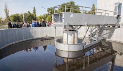 O nouă stație de epurare a fost inaugurată la Cantemir cu sprijinul Uniunii Europene