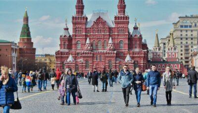 Rusia a suferit cea mai mare scădere de populație, într-un an de pandemie