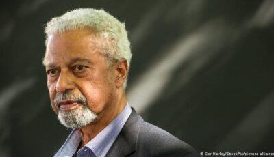 Câștigătorul premiului Nobel pentru literatură este scriitorul  Abdulrazak Gurnah