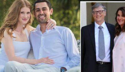 Fiica lui Bill Gates s-a căsătorit cu un om de afaceri egiptean! Primele imagini de la nuntă
