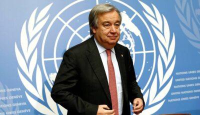 Secretarul general al ONU a numit unul dintre motivele apariției noilor tulpini de coronavirus