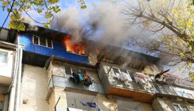 Unde vor fi cazate cele 20 de familii rămase  fără adăpost, după incendiul devastator