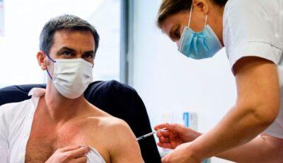 Ministrul francez al Sănătății s-a vaccinat cu trei seruri diferite