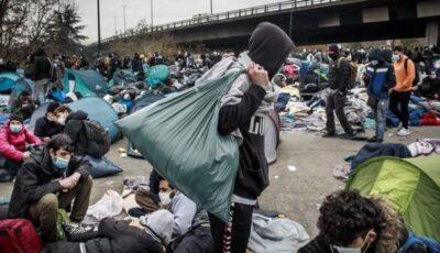 Germania anunță despre mii de migranți care au sosit din Belarus