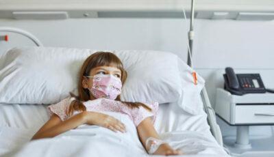 Copii infectați cu Covid, internați în număr mare în spitalele din Bălți și Chișinău