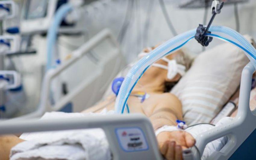 Foto: România: criză de oxigen în spitalele din întreaga țară. Într-o lună s-a consumat oxigen cât într-un an