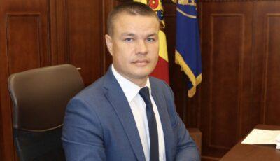Dumitru Robu, desemnat procuror general interimar al Republicii Moldova