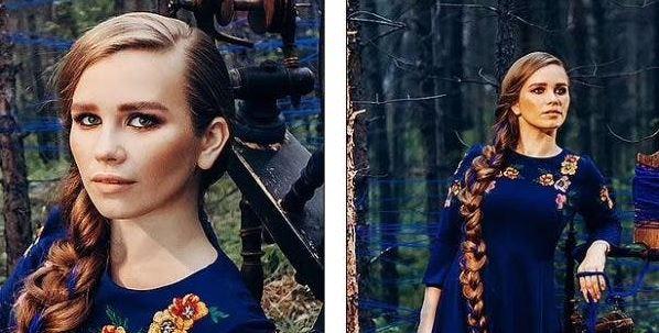 Foto: Ea este femeia care nu s-a tuns timp de 23 de ani. Cum arată părul ei?